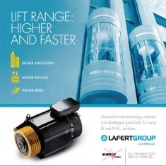 LIFT RANGE: HIGHER AND FASTER 15/03/2015